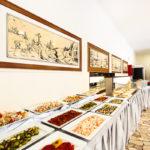 13 buffet verdure