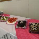 25 dolci notte rosa